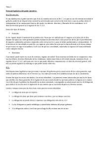 Tema 3 Derecho Administrativo Fuentes del Derecho Administrativo