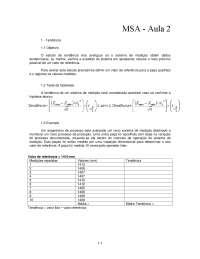 Aula 2 estatistica e metrologia
