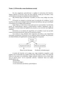 Teoría del derecho - Apuntes