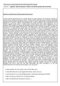 Riassunto Diritto penale dell impresa ambrosetti mezzetti ronco