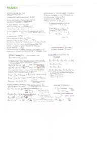 Formulario necessario per l'esame di Fisica Tecnica Ambientale - Politecnico di Torino: Architettura - Prof. Corrado