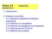 Apuntes enzimas