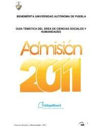 2011 sociales y humanidades