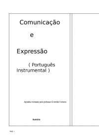 Gramática língua portuguesa
