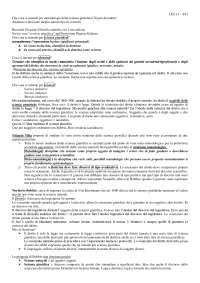 Metodologia della scienza giuridica - Parte II