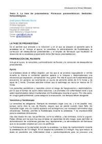 Tema 03 preanestesia sedantes anticolinérgicos