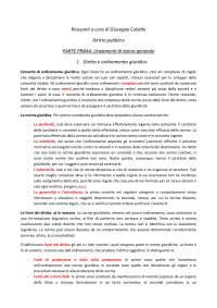Riassunto Diritto Pubblico, Martines Ventura - Edizione 2015