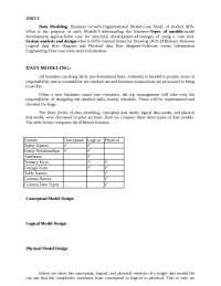 Casetools complete notes