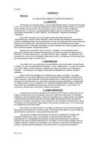 resumen de derecho procesal civil