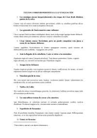 Textos latin