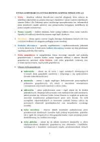 Etyka gospodarki rynkowej notatki cz.1