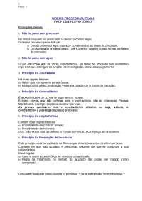 Apostila direito processual penal 1