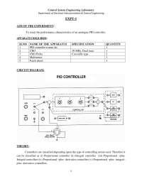 Control system engineering lab manual 2