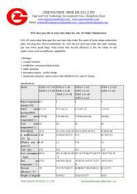Dzl three pass fire & water tube boiler for sale zg boiler manufacturer