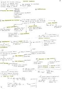 Schemi chimica analitica