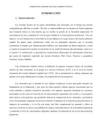 Introducción al Régimen Fiscal de la Empresa en España