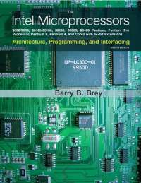 The intel microprocessors 8th edition by barry b brey, Thesis for Design and Analysis of Algorithms