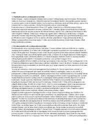 Nacionalna istorija - skripta za ispit