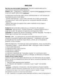 S. Nergaard (ed.), La teoria della traduzione nella storia