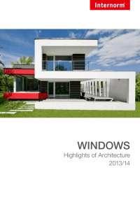 Internorm windows 2013 2014 01