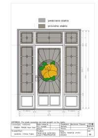 Senta prizemlje-Vrata predprostora