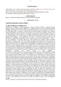 Antologia dell'alto medioevo abbreviata corso prof.ssa simona feci