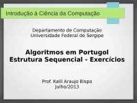 08 algoritmos em portugol exercícios