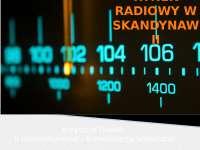 Rynek radiowy w skandynawii