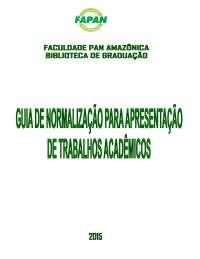 guia normalização trabalhos academicos, Trabalhos de Administração Empresarial