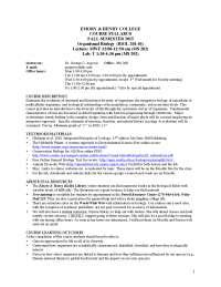 Biol 201 syllabus f2015