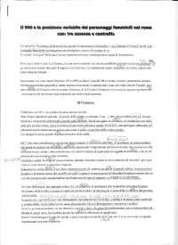 Appunti lezioni 12