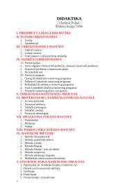 Didaktika poljak (1)