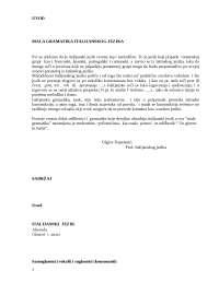 Italijanski jezik i