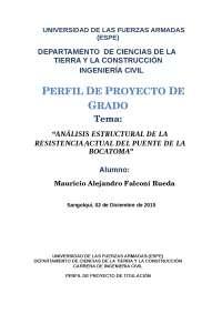 Perfil tesis mauricio falconi