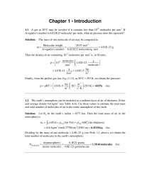 Solucionario de problemas - Frank M. White (libro)