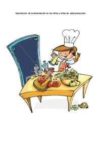 Apuntes sobre la importancia alimenticia