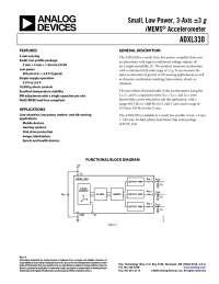 Adxl330 0