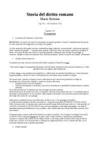 Capitoli Bretone, Storia del Diritto Romano
