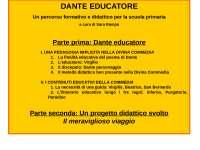Dante scuola primaria