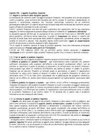 """Riassunto del """"diritto del mercato mobiliare"""" di Costi"""