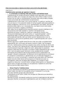 Manuale psicologia dell'adolescenza Palmonari esame Speltini cap. 1-2-4-5-7-10-11-12-17
