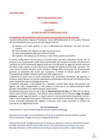 Diritto Processuale Civile VERDE 1 riveduto e corretto marzo 2016