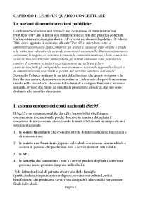 Economia delle Amministrazioni Pubbliche - Mussari
