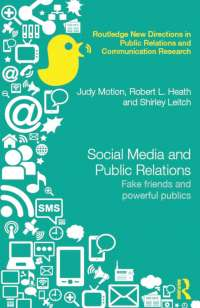 Judy motion... social media and public relations fake friends and powerful publics 2016
