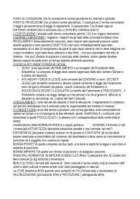 Appunti corso di legislazione dei beni culturali