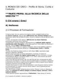 Libro 1 il mondo dei greci