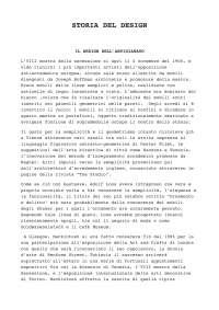 """Gabriella D'Amato """"Storia del Design"""""""