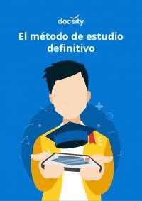 El Método de estudio definitivo eBook Docsity 2° edición
