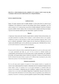PRÀCTICA 1 PSICOFARMACOLOGIA: DISSENY D'UN ASSAIG CLÍNIC (FASE III) PER VALORAR L'EFICÀCIA DE L'EMFA