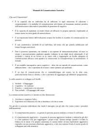 Domenico Di Lauro (2011). Manuale di Comunicazione Assertiva.